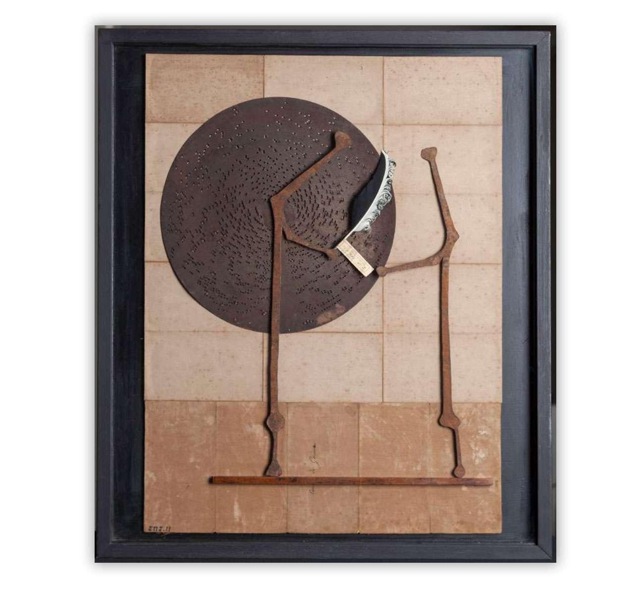 La-reconciliation-2011-74cm-x-64cm-x4cm-B